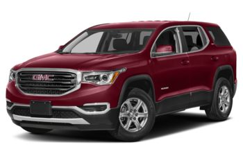 2018 GMC Acadia - Crimson Red Tintcoat