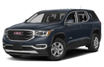 2018 GMC Acadia - Blue Steel Metallic
