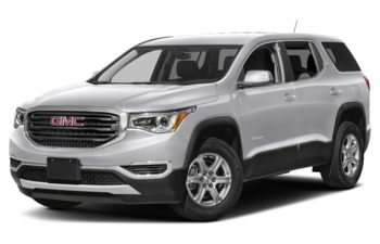 2018 GMC Acadia - Ebony Twilight Metallic