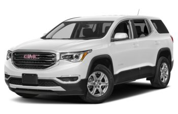 2018 GMC Acadia - Black Cherry Metallic