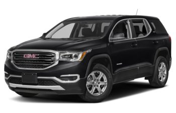 2019 GMC Acadia - Ebony Twilight Metallic