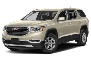 2018 GMC Acadia - Summit White
