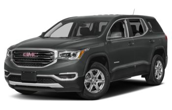 2019 GMC Acadia - Dark Sky Metallic