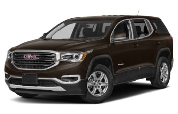 2019 GMC Acadia - Smokey Quartz Metallic