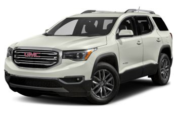 2018 GMC Acadia - White Frost Tricoat