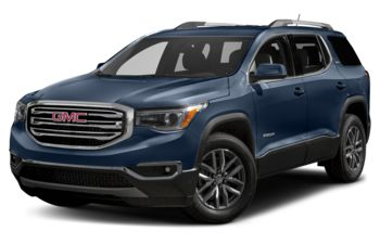 2019 GMC Acadia - Blue Steel Metallic