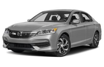 2017 Honda Accord - Lunar Silver Metallic