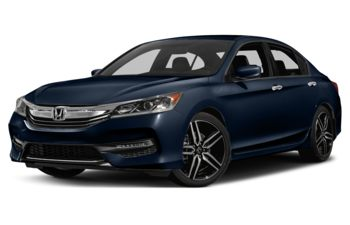 2017 Honda Accord - Obsidian Blue Pearl