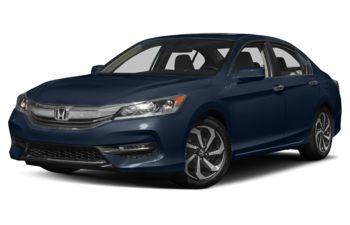 2017 Honda Accord - Obsidian Blue Pearl