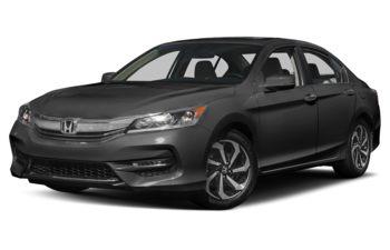 2017 Honda Accord - Modern Steel Metallic