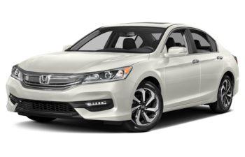 2017 Honda Accord - White Orchid Pearl