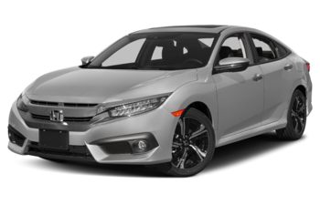 2017 Honda Civic - Lunar Silver Metallic