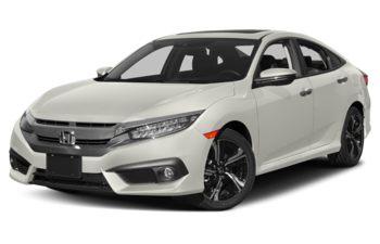 2017 Honda Civic - White Orchid Pearl