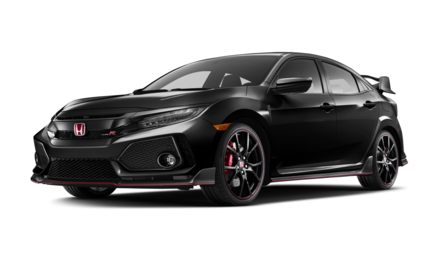 2017 Honda Civic Hatchback Type R