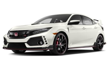 2017 Honda Civic Hatchback - Championship White
