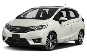 2017 Honda Fit - White Orchid Pearl