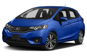 2017 Honda Fit - Aegean Blue Metallic