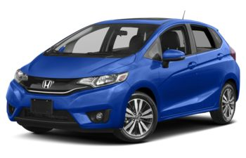 2017 Honda Fit - Aegean Blue Metallic