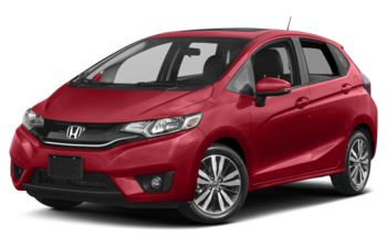 2017 Honda Fit - Milano Red