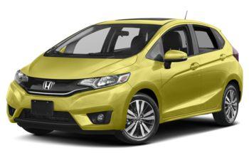 2017 Honda Fit - Mystic Yellow Pearl