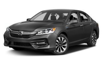 2017 Honda Accord Hybrid - N/A