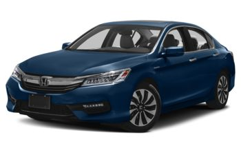 2017 Honda Accord Hybrid - Crystal Black Pearl