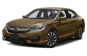 2017 Honda Accord Hybrid - Modern Steel Metallic