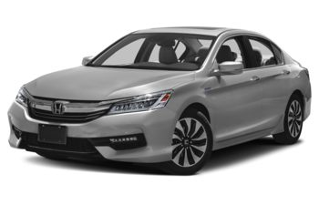 2017 Honda Accord Hybrid - White Orchid Pearl