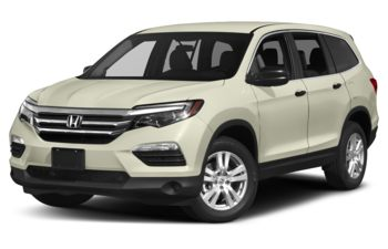 2017 Honda Pilot - White Diamond Pearl