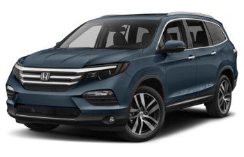 2017 Honda Pilot - Steel Sapphire Metallic