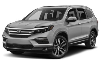 2017 Honda Pilot - Lunar Silver Metallic