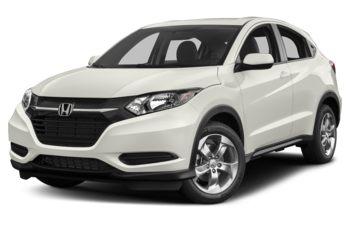 2017 Honda HR-V - White Orchid Pearl