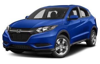 2018 Honda HR-V - Aegean Blue Metallic