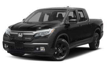 2017 Honda Ridgeline - Crystal Black Pearl