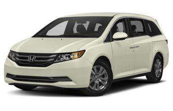2017 Honda Odyssey - White Diamond Pearl