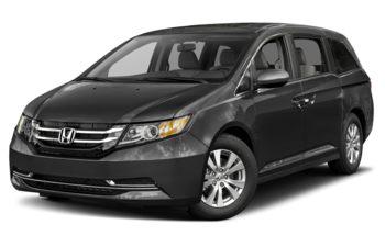2017 Honda Odyssey - Modern Steel Metallic