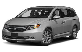 2017 Honda Odyssey - Lunar Silver Metallic