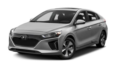 2018 Hyundai Ioniq EV Limited (White Colour)