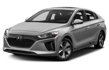 2018 Hyundai Ioniq EV - Platinum Silver Metallic