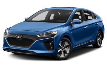 2018 Hyundai Ioniq EV - Marina Blue Metallic