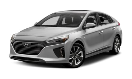 2018 Hyundai Ioniq Hybrid Limited w/Technology
