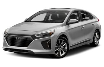 2017 Hyundai Ioniq Hybrid - Platinum Silver Metallic