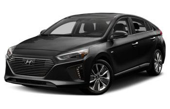 2018 Hyundai Ioniq Hybrid - Phantom Black Pearl