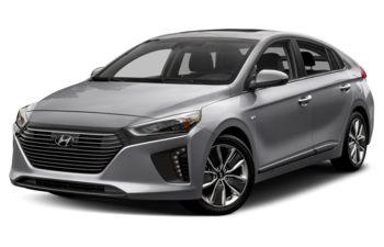 2018 Hyundai Ioniq Hybrid - Aurora Silver Pearl