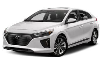 2018 Hyundai Ioniq Hybrid - Polar White