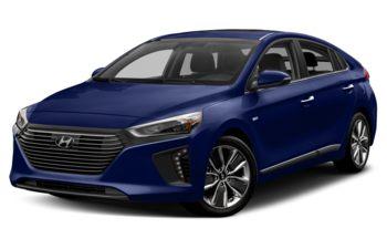 2019 Hyundai Ioniq Hybrid - Intense Blue Pearl