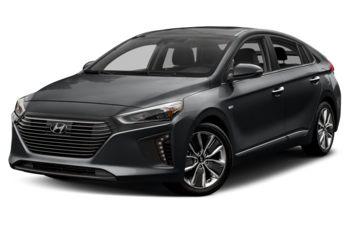 2018 Hyundai Ioniq Hybrid - Iron Grey Pearl