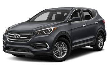 2018 Hyundai Santa Fe Sport - Platinum Graphite