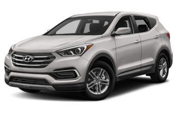 2018 Hyundai Santa Fe Sport - Sparkling Silver