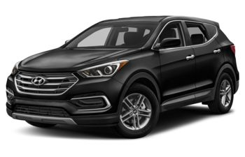 2018 Hyundai Santa Fe Sport - Twilight Black